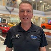 Scott  Ledbetter at Stingray Chevrolet
