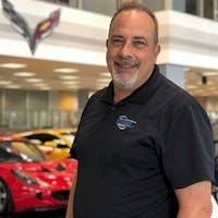 John  Whaley at Stingray Chevrolet