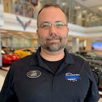Larry Hansen at Stingray Chevrolet