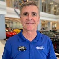Matthew  Desaulniers at Stingray Chevrolet