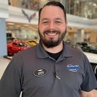 Justin Culpepper at Stingray Chevrolet