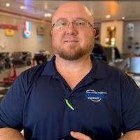 Jay Hancovsky at Stingray Chevrolet - Service Center