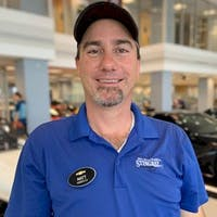 Matt Blundo at Stingray Chevrolet