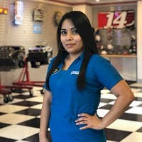 Claudia Zavala at Stingray Chevrolet - Service Center