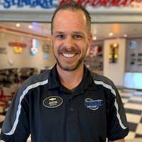 Justin  Lawson at Stingray Chevrolet
