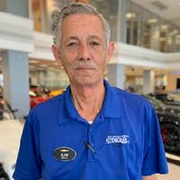 Alan  Thompson at Stingray Chevrolet