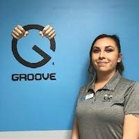 Joanna Galvan at Groove Subaru
