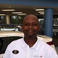 Eric Nyaga at New Smyrna Chevrolet
