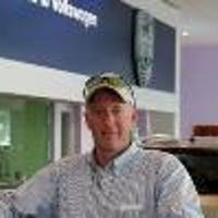 Chris Barksdale at Bob Boast Volkswagen
