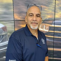 Lenny Martinez at Brandon Volkswagen