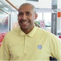 Antonio DeLima at Lokey Volkswagen - Service Center