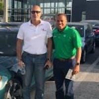 Terrence  Jackson at Lokey Volkswagen