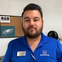 Jose  Medina at Honda of Ocala