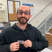 Nicholas Farro at Honda of Ocala