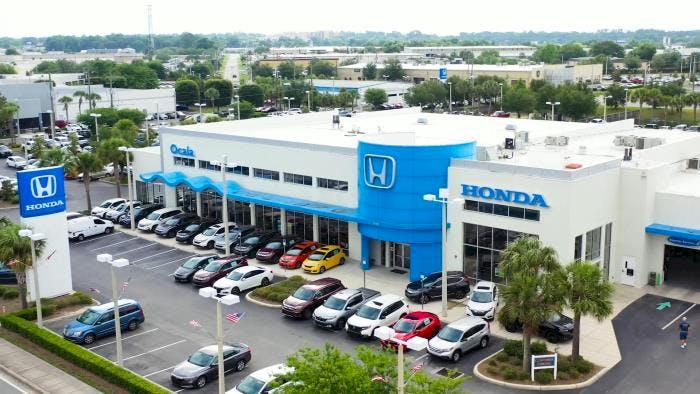 Honda of Ocala, Ocala, FL, 34471