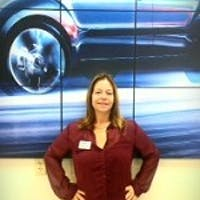 Laurie  Perkins  at Bill Bryan Kia