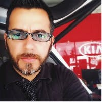 Miguel Ulloa at Bill Bryan Kia