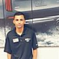 Carlos Morales at Bill Bryan Kia