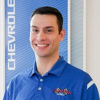 Joshua Nicholl at Champion Chevrolet of Avon - Service Center