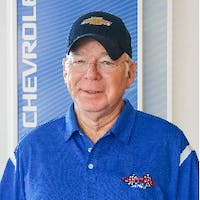 Chet Blanton at Champion Chevrolet of Avon