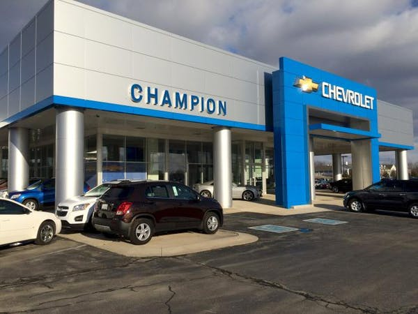 Champion Chevrolet of Avon, Avon, IN, 46123