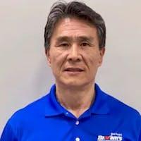 Steve Kim at Brown's Manassas Hyundai