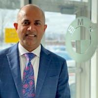 Chandran Venkitachalam at BMW of North Haven