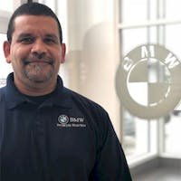 Luis Cubille at BMW of North Haven