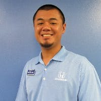 Michael  Mu at Norm Reeves Honda Superstore Irvine