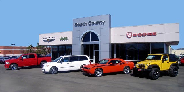 South County Dodge Chrysler Jeep Ram, St. Louis, MO, 63125
