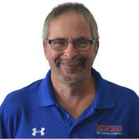 Jim Molnar at Thomas Team Honda