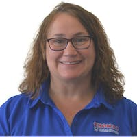 Michelle Petrell at Thomas Team Honda