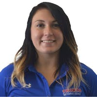 Angela Garrison at Thomas Team Honda