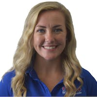 Emily Naugle at Thomas Team Honda