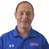 Rich Berkey at Thomas Team Honda