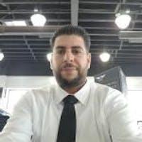 Abdallah aldweik at Wayne Hyundai