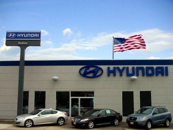 Hudson Hyundai, Jersey City, NJ, 07304