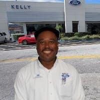 Reggie Morton at Kelly Ford