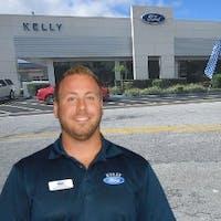 Ryan Kurtz at Kelly Ford