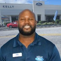 DJ Weston at Kelly Ford - Service Center