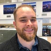 Aaron Sterzik at Capital Toyota, Inc.