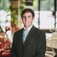 Chandler Capehart at Capital Toyota, Inc.