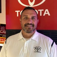Jeremy Wright at Capital Toyota, Inc.