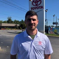 Andrew  Whitaker  at Capital Toyota, Inc.