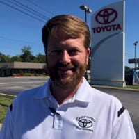 Jonathan Shattuck at Capital Toyota, Inc.