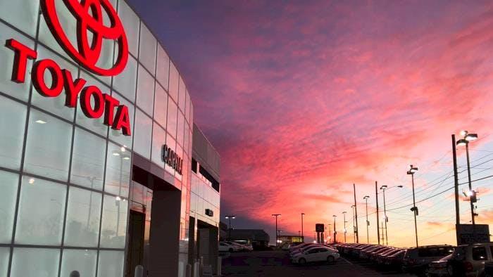 Capital Toyota, Inc., Chattanooga, TN, 37421