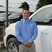 Joe Dafcik at Tunkhannock Auto Mart