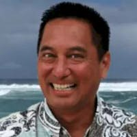 Richard  Teruya at Honolulu Ford