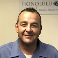 Richard Nicholson at Honolulu Ford