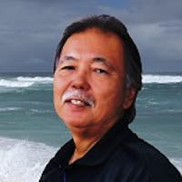 Art Tsukamoto at Honolulu Ford